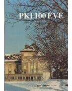 PKI 100 éve - dr. Sallai Gyula