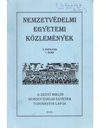 Nemzetvédelmi Egyetemi Közlemények 9. évfolyam 1. szám - Dr. Szabó Miklós