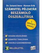Számvitel példatár - Dr. Sztanó Imre, Korom Erik