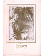 Anders Zorn eredeti rézkarcainak kiállítása - Dr. Térey Gábor