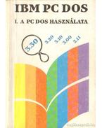 A PC DOS használata - Dr. Úry László, Szenes Katalin