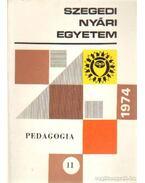 Pedagógia 1974/11 - Dr. Veczkó József