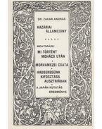 Fordulópontok történelmünkből - Dr. Zakar András