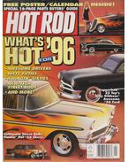 Hot Rod 1996. January - Drew Hardin