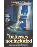 Batteries not Included - Drew, Wayland