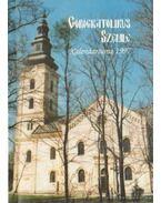 Görögkatolikus szemle kalendáriuma 1997. - Dudás László