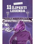 11újpesti legenda - Dunai Ede