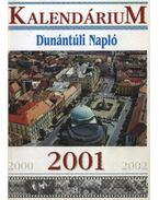 Dunántúli Napló 2001.