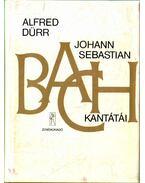 Johann Sebastian Bach kantátái - Dürr, Alfred