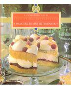 Főzőiskola ínyenceknek - piskóták és más sütemények - Dús Ágnes