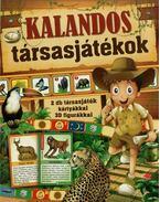 Kalandos társasjátékok - Duzs Mária (szerk.)