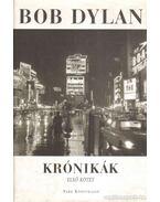 Krónikák - Dylan, Bob