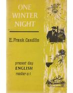 One Winter Night - E. Frank Candlin