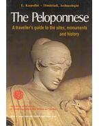 The Peloponnese - E. Karpodini, Dimitriadi