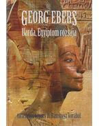 Uarda, Egyiptom rózsája - Ebers, Georg