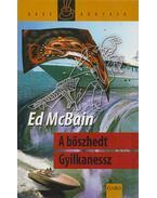 A bőszhedt Gyilkanessz - Ed McBain