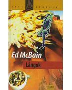 Lángok - Ed McBain
