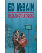 Reklámgyilkosság - Ed McBain