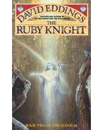 The Ruby Knight - Eddings, David