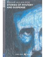 Stories of Mystery and Suspense - Stage 4 (+CD) - Edgar Allan Poe
