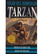 Tarzan at the Earth's Core / Tarzan the Invincible - Edgar Rice Burroughs