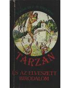 Tarzan és az elveszett birodalom - Edgar Rice Burroughs
