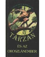 Tarzan és az Oroszlánember - Edgar Rice Burroughs