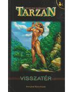 Tarzan visszatér - Edgar Rice Burroughs