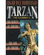 The Beasts of Tarzan/The Son of Tarzan - Edgar Rice Burroughs
