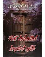 Hét lakattal lezárt ajtó - Edgar Wallace