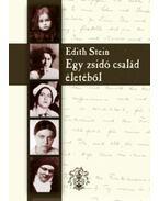 Egy zsidó család életéből - Edith Stein