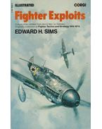 Fighter Exploits - Edward H. Sims