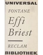 Effi Briest - Fontane, Theodor