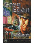 Karantén - Egan, Greg