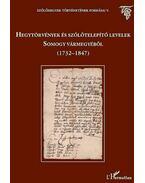 Hegytörvények és szőlőtelepítő levelek Somogy vármegyéből (1732-1847) - Égető Melinda és Polgár Tamás (közreadó)
