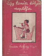 Egy komisz kölök naplója 1918 - Metta v. Victor