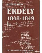 Erdély 1848-1849. I. - Egyed Ákos