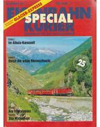 Eisenbahn special kurier