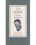 Elveszett költemények - Eliot, T. S.