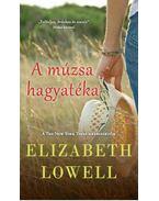 A múzsa hagyatéka - Elizabeth Lowell