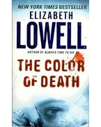 The Color of Death - Elizabeth Lowell