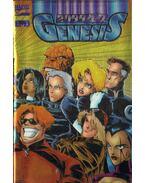 2099 A.D. Genesis Vol. 1. No. 1 - Ellis, Warren, Eaglesham, Dale