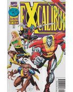 Excalibur Vol. 1. No. 101. - Ellis, Warren, Jones, Casey