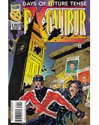Excalibur Vol. 1. No. 94. - Ellis, Warren, Jones, Casey