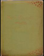 Koch-Recepte. Else von Voigt kisasszony német–magyar nyelvű kézírásos receptkönyve 1902-ből. - Else von Voigt