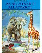 Első képeskönyvem az állatkerti állatokról