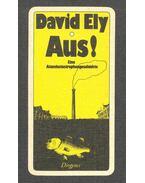 Aus! - ELY, DAVID