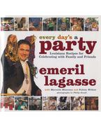 Every Day's a Party - Emeril Lagasse