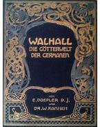 Walhall - Die Götterwelt der Germanen - Emil Doepler, Wilhelm Ranisch