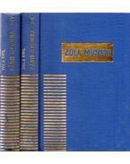 Páris gyomra I-III. - Flaubert Daudet (két kötetben) - Émile Zola